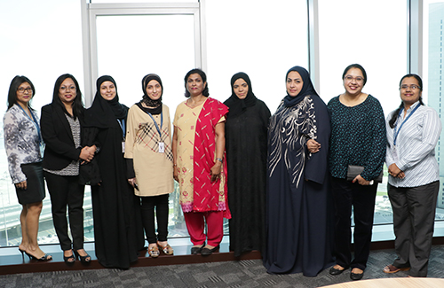 BAHRAINI WOMENS DAY