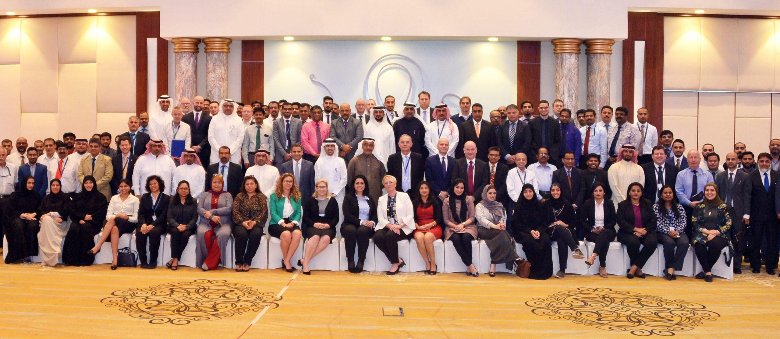Group Photo Of Bahrain Staff1