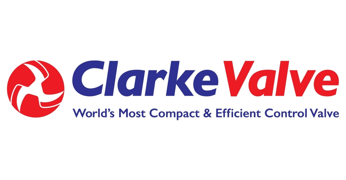 Clarke Valve Logo Clear Background