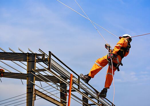 Fall Protection Equipment Services