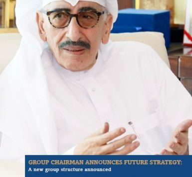 Group Chairman Announces Future Strategy