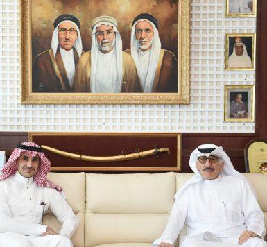 خالد كانو وأحمد الفيفي