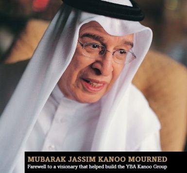 MUBARAK JASSIM KANOO MOURNED